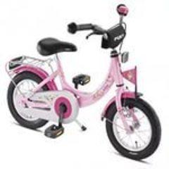 Двухколесный велосипед,  12'', Puky ZL 12-1 Alu, 3+лет