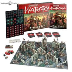 Age of Sigmar: Warcry (Рус)