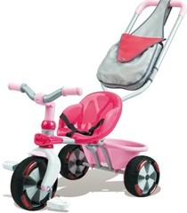Smoby Трехколесный велосипед Baby Balade girl