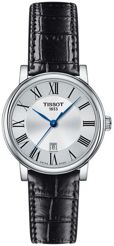 Купить Женские часы Tissot T122.210.16.033.00 Carson Premium Lady по доступной цене