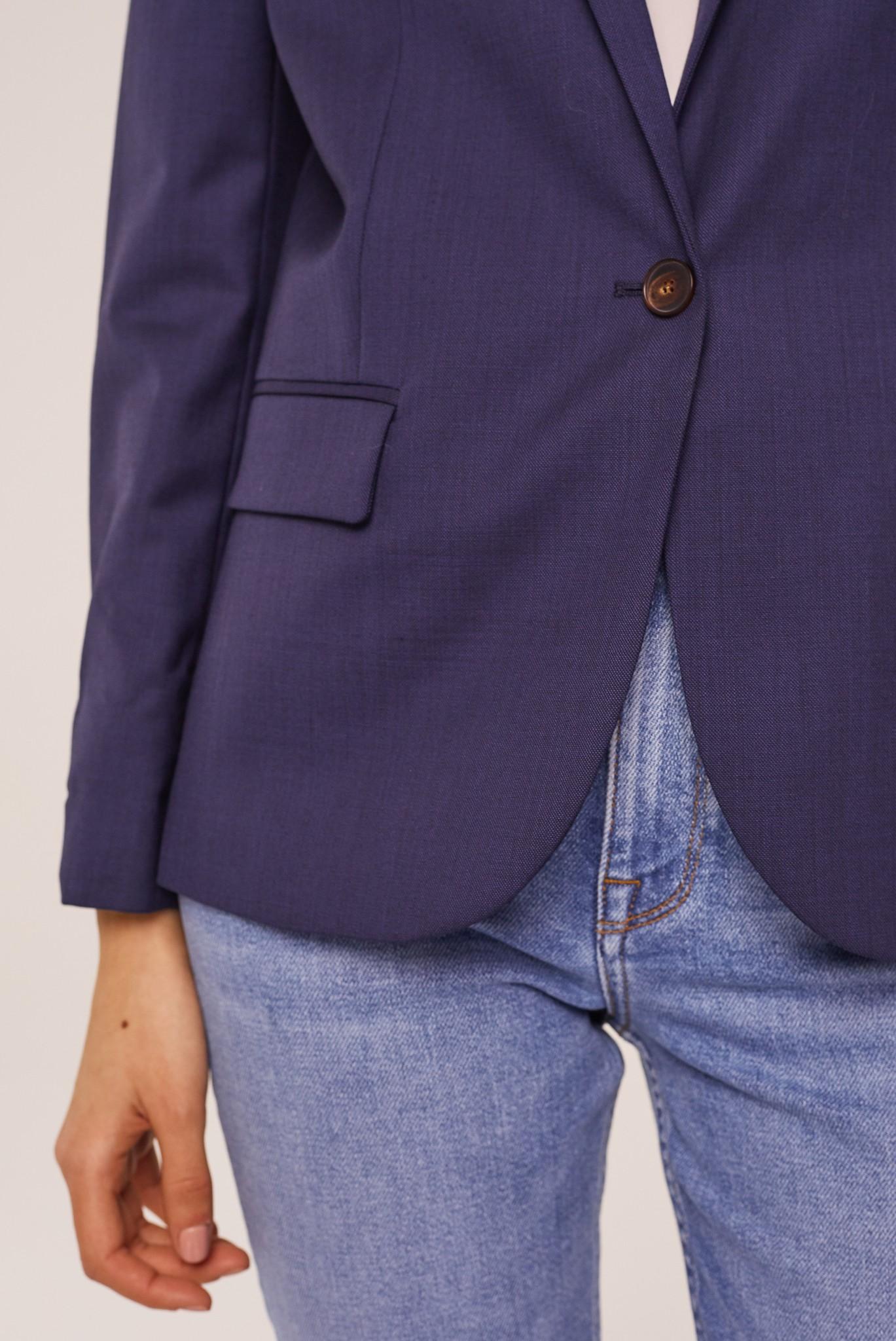 VITALY - Костюмный пиджак из натуральной шерсти