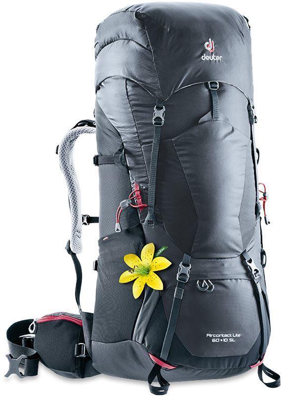 Туристические рюкзаки большие Рюкзак женский Deuter Aircontact Lite 60 + 10 SL 0020809_deuter-op-act-lite-6010sl-graphite-blk.jpeg