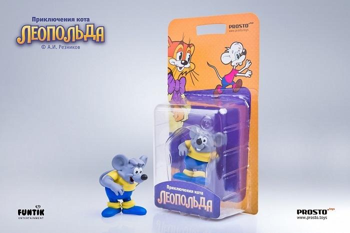 Мышь Серая