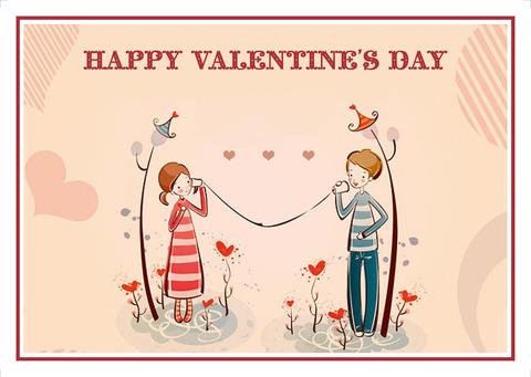 Açıqca\Открытки\Gift -  Happy Valentines