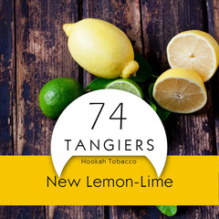 Табак Tangiers 250 г Noir New Lemon-Lime (Лимон и лайм)