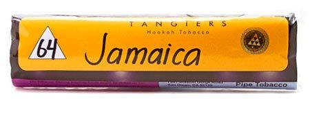 Табак для кальяна Tangiers Noir (желт) 64 Jamaica 250 гр.