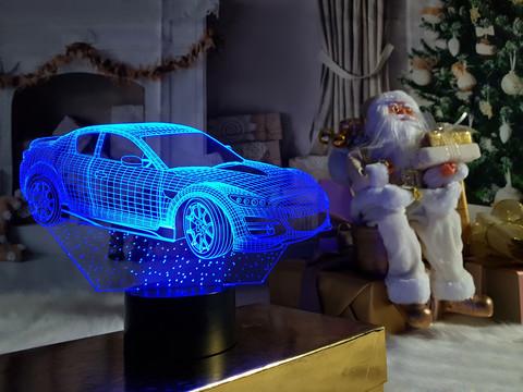 Лампа Мазда (Mazda)