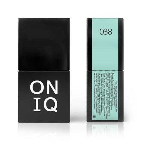 OGP-038 Гель-лак для покрытия ногтей. PANTONE: Aqua glass