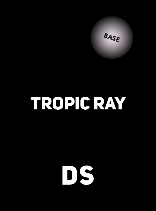 Аксессуар DS BASE TROPIC RAY 100