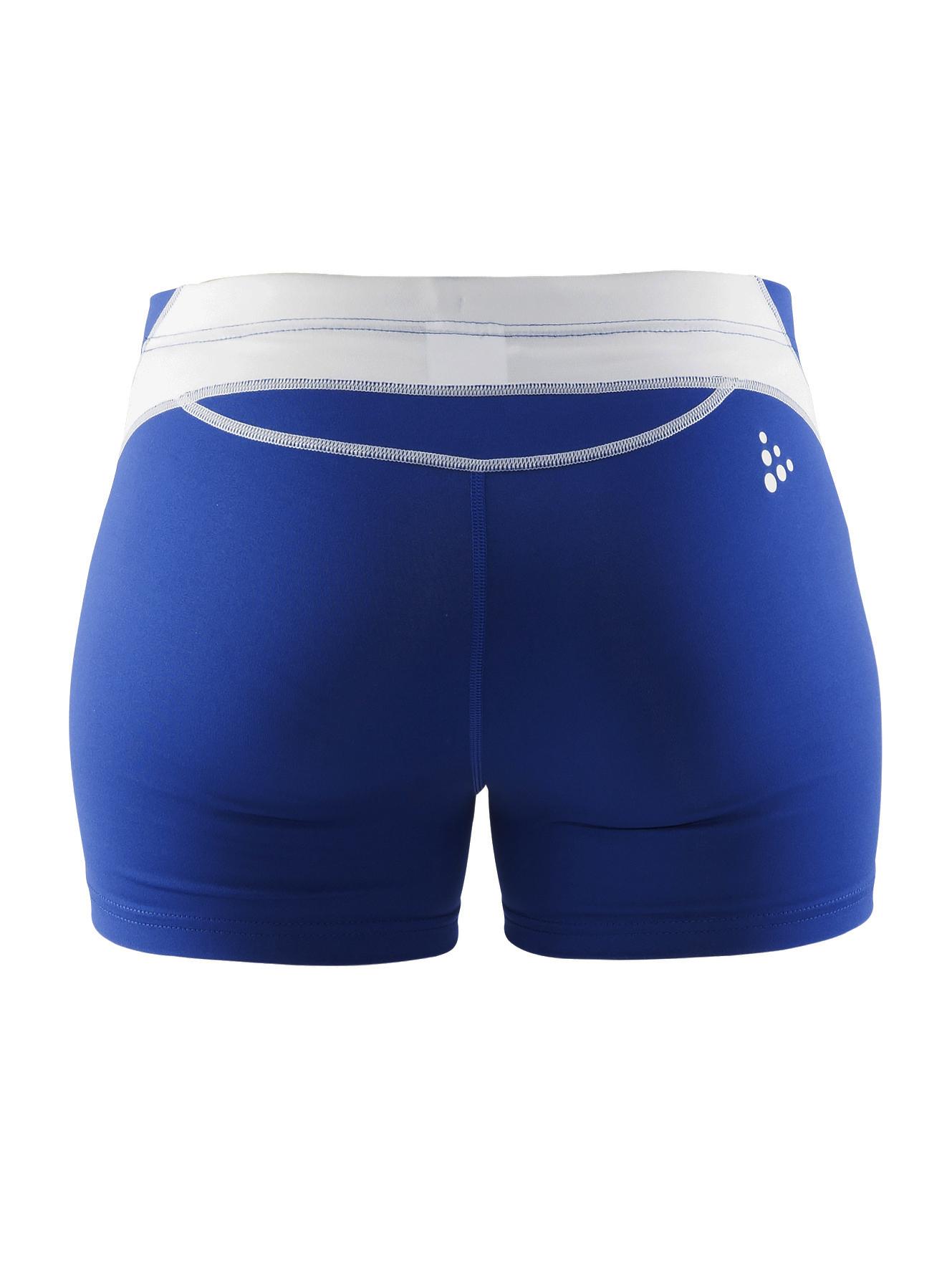 Шорты Craft Track and Field Hot Pants женские Blue для бега, фитнеса