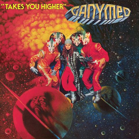 Ganymed / Takes You Higher (LP)