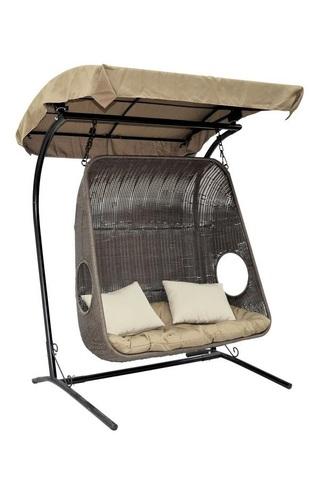 Подвесное кресло «Канопи» для двоих