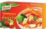 Кубики - концентрат бульона тайского супа том ям KNORR