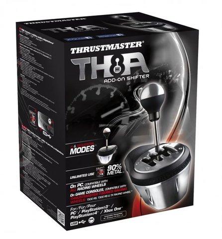 Коробка передач Thrustmaster TH8A Gear Shift
