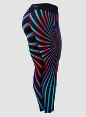 Женские лосины SD VORTEX RED/BLUE