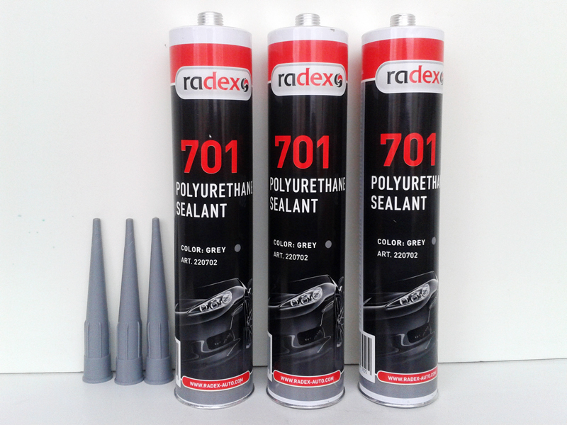 RADEX полиуретановый герметик 701. Купить в Москве