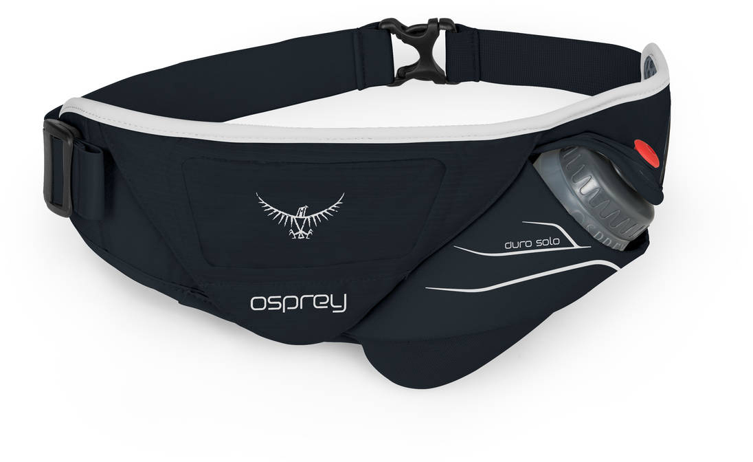 Сумки для бега Сумка поясная Osprey Duro Solo Belt Alpine Black Duro_Solo_S19_Side_Alpine_Black_web.jpg
