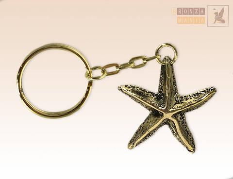 брелок Морская звезда