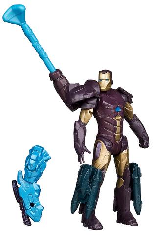 Iron Man 3 Stealth Tech Iron Man || Фигурка Железный Человек 3