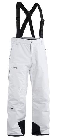 Брюки горнолыжные 8848 Altitude «ZIG» White