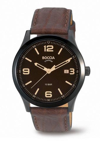 Купить Мужские наручные часы Boccia Titanium 3583-02 по доступной цене