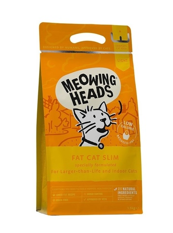 BARKING HEADS FAT CAT SLIM