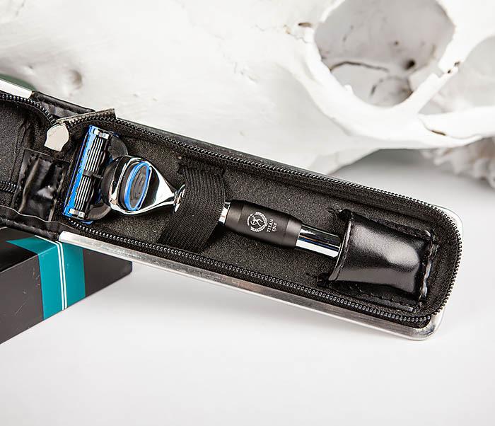 RAZ477 Безопасная бритва «Titan» для лезвий GILLETTE FUSION фото 04