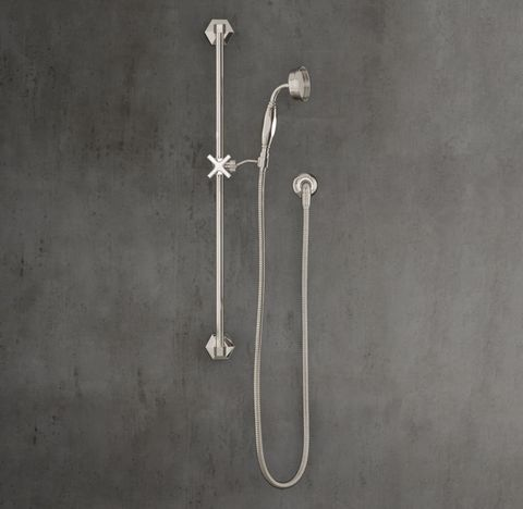 1930 Mackintosh Wall-Mount Handheld Shower