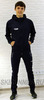 Костюм спортивный Ray Classic Hood Navy мужской
