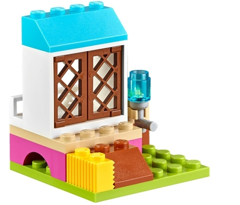 LEGO Juniors: Ветеринарная клиника Мии 10728 — Mia's Vet Clinic — Лего Джуниорс Подростки