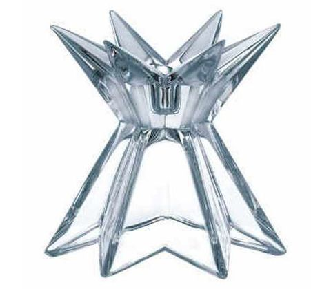 Crystal Christmas Candleholder Galaxia