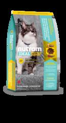 Корм для привередливых кошек Nutram L17 Ideal Solution Support Indoor Shedding