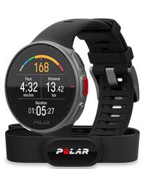 Мультиспортивные часы Polar Vantage V HR (датчик H10) Black 90069634