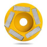 Алмазная шлифовальная фреза Messer тип H для финишной шлифовки (5 сегментов)