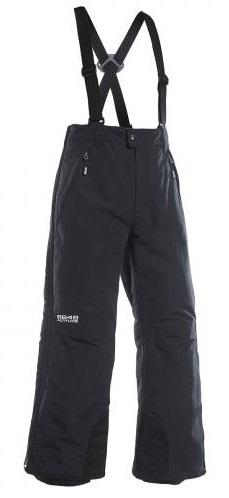 Горнолыжные брюки-самосбросы 8848 Altitude Warmup (820108) подростковые