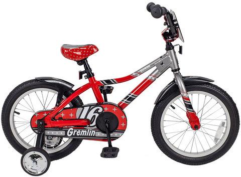 Schwinn Gremlin (2016)красный с серым