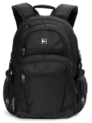 Рюкзак SWISSWIN sw9038 Black
