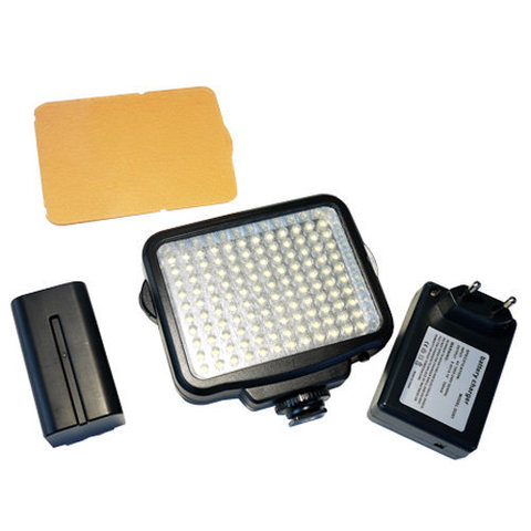 Накамерный светодиодный свет Fujimi FJLED-5009