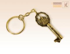 брелок Ключ храм Спас На Крови
