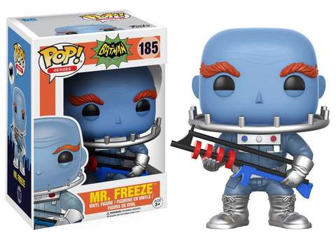 Mr Freeze Funko Pop! Vinyl Figure || Мистер Фриз