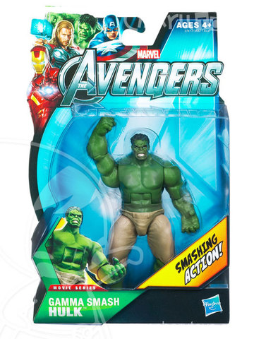 Avengers Hulk Action Figure || Фигурка Халк