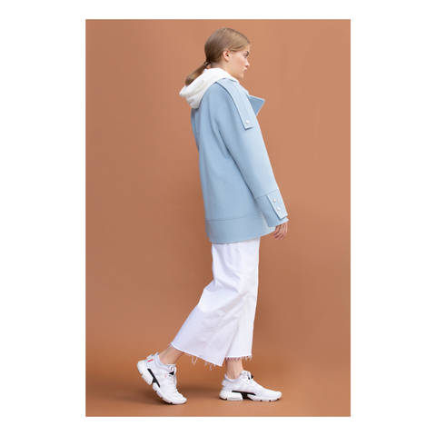 Куртка косуха LIV Light Blue