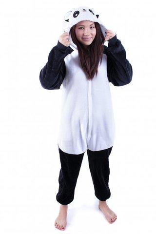 Кигуруми Веселая Панда