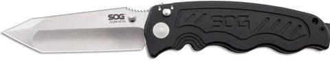 Купить Складной нож SOG Мод. ZOOM MINI TANTO 97005 по доступной цене