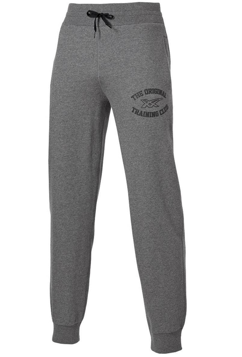 Мужские брюки Asics Graphic Brushed Cuffed Pant (127639 0773) серые