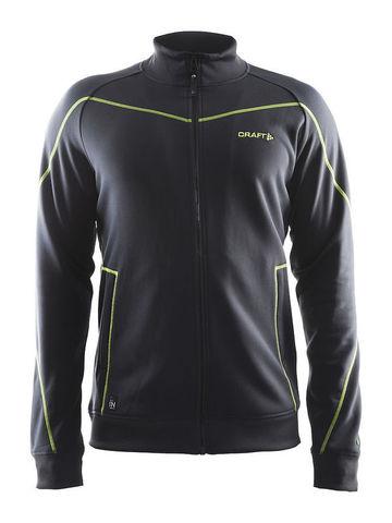 Craft In the Zone мужская спортивная куртка темно-серая