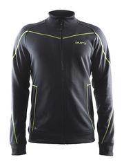 Флисовая мужская куртка Craft In the Zone серая (1902636-2995)