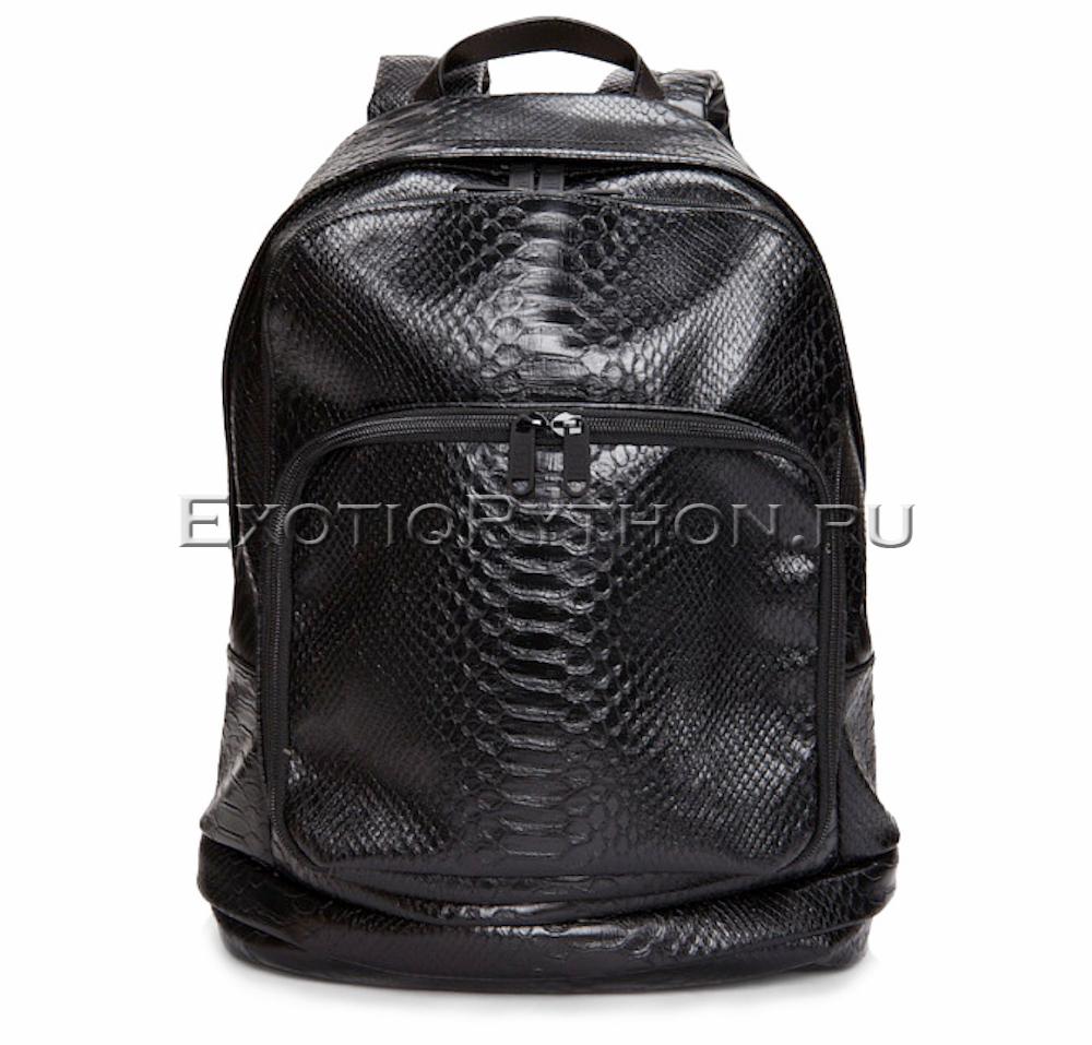 Рюкзак из кожи питона BG-250