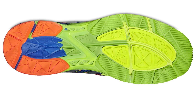 Мужские беговые кроссовки Asics GEL-Noosa TRI 10 (T530N 0791) желтые фото