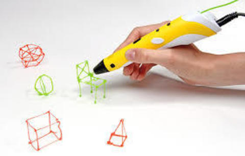 3D-ручка Myriwell RP-100B